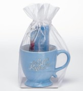 Be Still and Know, Mug, Pen and Bookmark Gift Set