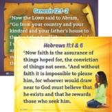 Answers Bible Curriculum Grades 2-5 Unit 4 Memory Verse Posters (2nd Edition)