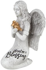 You're A Blessing Angel Figurine