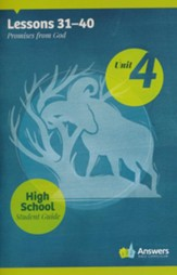 Answers Bible Curriculum High School Unit 4 Student Guide (2nd Edition)