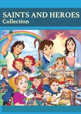 Saints and Heroes Collection DVD