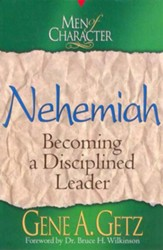 Men of Character: Nehemiah - eBook