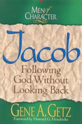 Men of Character: Jacob - eBook