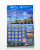 Christ the Savior is Born Sticker Activity Sheet