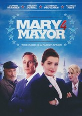 Mary 4 Mayor, DVD