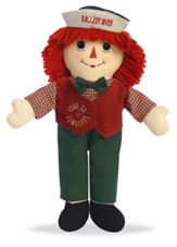 Raggedy Andy Doll, Love is Timeless