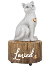 Cat, Loved, Musical Figurine, My Favorite Things