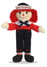 Raggedy Andy Doll, Blessings