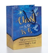 Christ the Savior is Born Giftbag