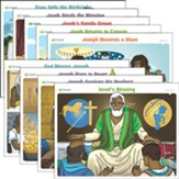 Answers Bible Curriculum Grades 2-5 Unit 5 Lesson Theme Posters (2nd Edition)