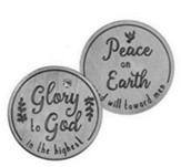 Glory To God Pocket Token