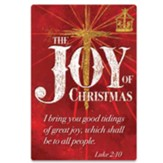 The Joy of Christmas Pin with Card