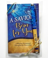 Christ the Savior is Born Book and Pen Set