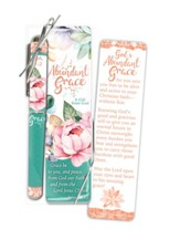 Abundant Grace Bookmark and Pen Gift Set