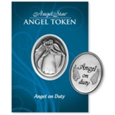 Angel on Duty Pocket Token