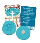 Alleluia Magnetic Clip and Card