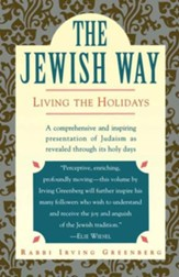 The Jewish Way: Living the Holidays - eBook