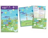 Jesus Lives for Me! Count Up to Easter Activity Card