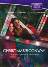 Christmas in Conway, DVD