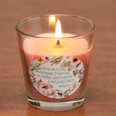 Abundant Grace Votive Candle