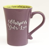 Whispers of God's Love Mug, KJV