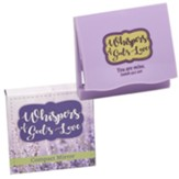 Whispers of God's Love Compact Mirror