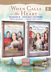 When Calls the Heart: Open Season/From the Ashes Double Feature DVD