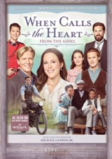 When Calls the Heart: From the Ashes DVD