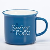 El Señor es mi roca, taza  (The Lord Is My Rock Mug, Spanish)