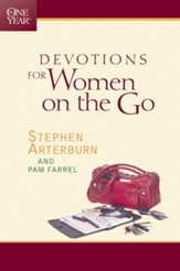 The One Year Book of Devotions for Women on the Go - eBook