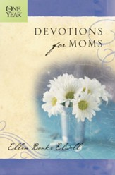 The One Year Devotions for Moms - eBook