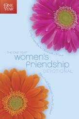 The One Year Women's Friendship Devotional - eBook