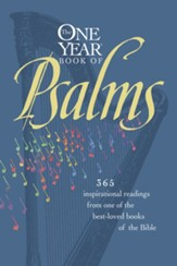 The One Year Book of Psalms - eBook