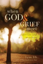 When God & Grief Meet: True Stories of Comfort and Courage - eBook