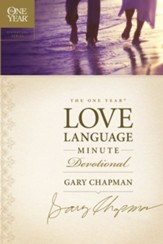 The One Year Love Language Minute Devotional - eBook