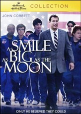 A Smile As Big As the Moon, DVD