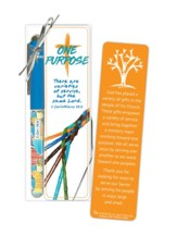 1 Corinthians 12:5, Pen and Bookmark Gift Set