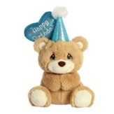 Happy Birthday Charlie Bear, Plush