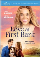 Love at First Bark, DVD
