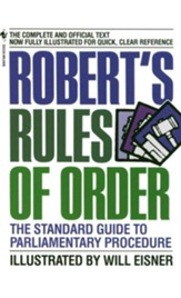 Robert's Rules of Order: The Standard Guide to Parliamentary Procedure - eBook