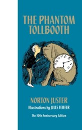 The Phantom Tollbooth 50th Anniversary Edition - eBook