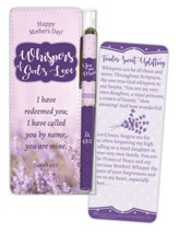 Whispers of God's Love Jumbo Bookmark and Pen Gift Set
