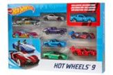 Hot Wheels Cars, 9 Pack