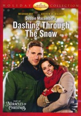 Dashing Through the Snow, DVD