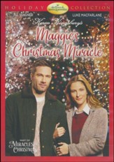 Maggie's Christmas Miracle, DVD