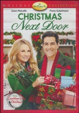 Christmas Next Door, DVD