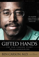 Gifted Hands 20th Anniversary Edition: The Ben Carson Story - eBook