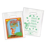 Jesus Is Nuts About Me Goodie Bags, Pack of 12
