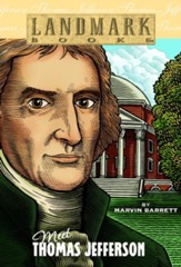 Meet Thomas Jefferson - eBook