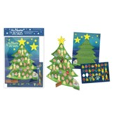 His Name Is Jesus, Count Up to Christmas Activity Sticker Kit